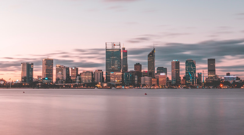Perth Leads Australia's Home Price Growth in 2021