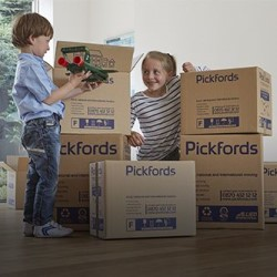 PropertyMutual working with Pickfords International Removals